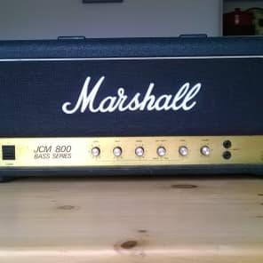 Marshall 1992 JCM 800 Bass Series 100-Watt Super Bass Head