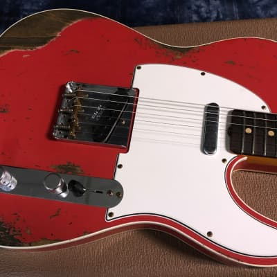 New! Fender Custom Shop '60 Heavy Relic Telecaster Handwound PUs - Authorized Dealer - Modern Spec