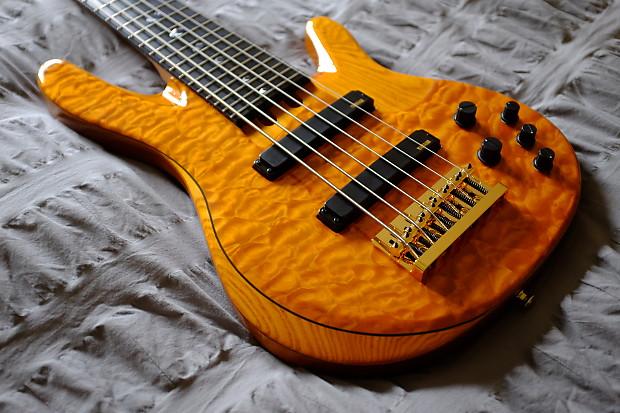 Yamaha trb jp2 john patitucci signature 6 string bass for Yamaha 6 string bass