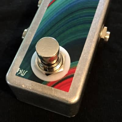 Saturnworks A/B Switch Box Tuner Out Guitar Pedal, Handcrafted in the USA image