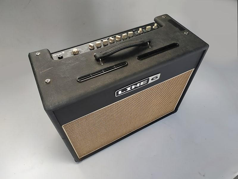 line 6 flextone iii plus 1x12 modeling guitar combo amp 75w reverb. Black Bedroom Furniture Sets. Home Design Ideas