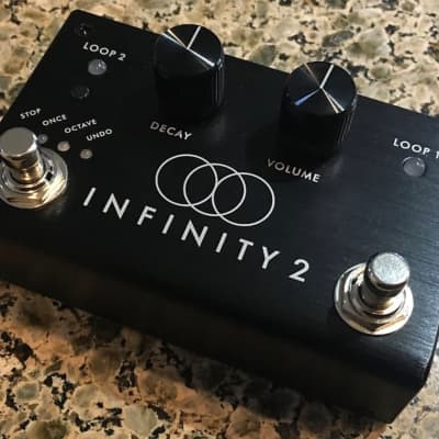 Pigtronix Infinity Looper w/box and all original materials