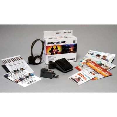 Yamaha SK B2 Survival Kit for Psre233/E333/E423/Np11/Ez200/Dd45
