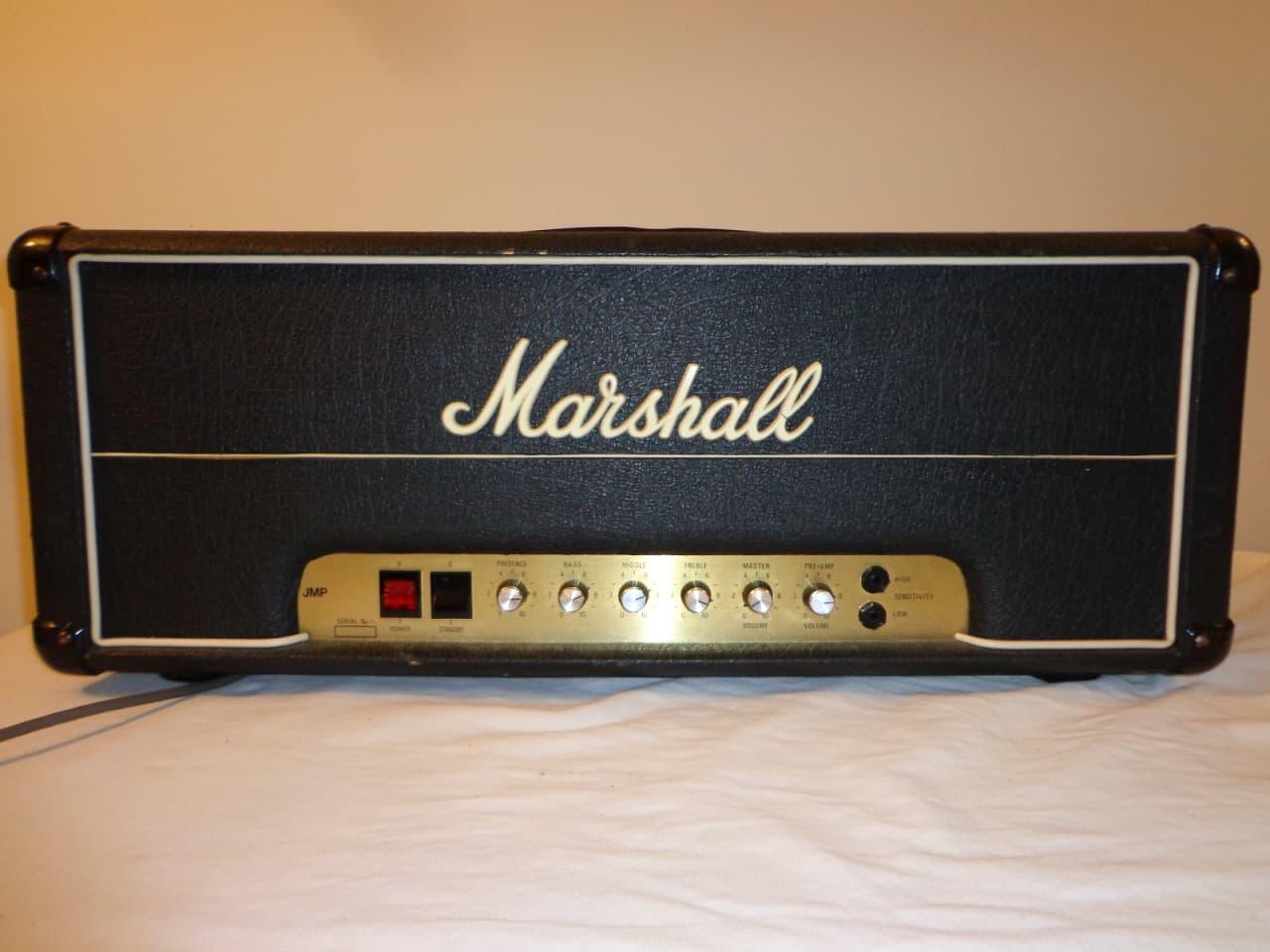 marshall jmp 1980 2204 reverb. Black Bedroom Furniture Sets. Home Design Ideas