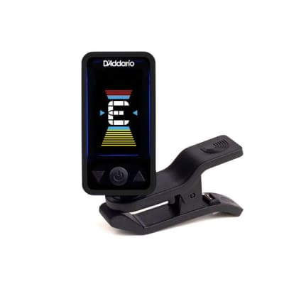 D'Addario Eclipse Headstock Tuner - Black