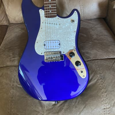 Squier Cyclone 2004 Cobalt blue for sale