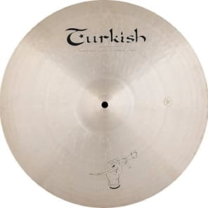 "Turkish Cymbals 18"" Signature Series Lale Kardes Crash L-C18"