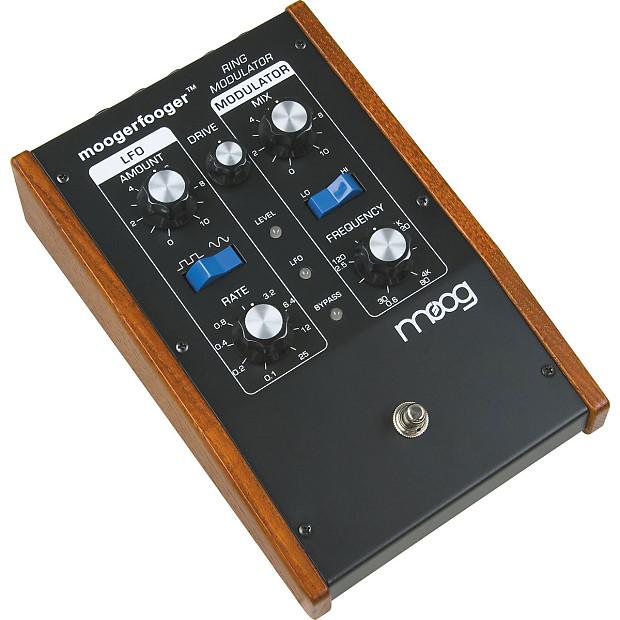 Moog Moogerfooger MF-102 Ring Modulator | Effects Database