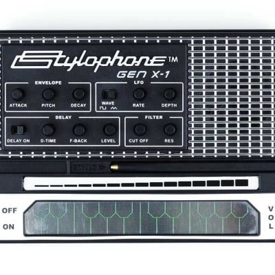 Dubreq Stylophone Gen X-1 Portable Analog Synth *Free Shipping in the USA*