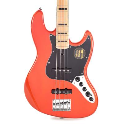 Sire Marcus Miller V7 Vintage Alder 4-String Bright Metallic Red (2nd Gen) for sale