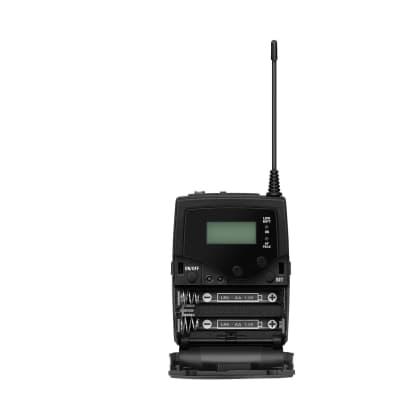 "Sennheiser SK 300 G4-RC-AW+ Bodypack transmitter with 1/8"" a"