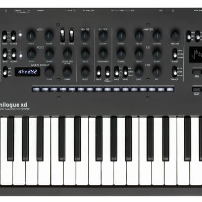Korg Minilogue XD Free Cables *