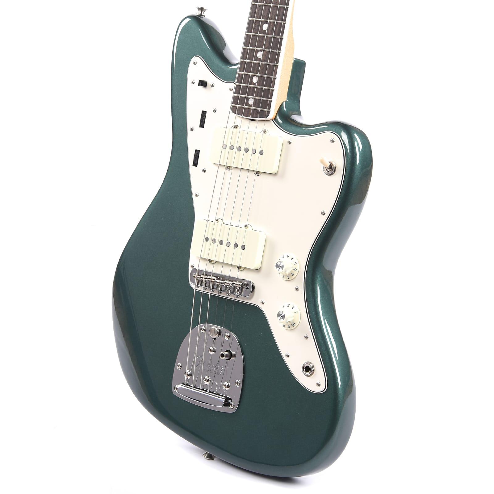 Fender American Original Jazzmaster Sherwood Green Metallic w/Painted Headcap (CME Exclusive)