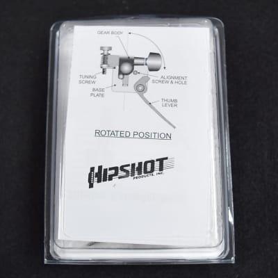 Hipshot Ultralight D-Tuner for Lakland Skyline Series, Chrome *NEW-IN-BOX*
