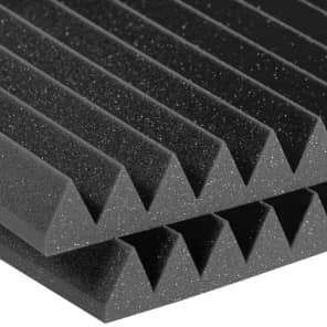 "Auralex Studiofoam Wedge 2'x2'x2"" Panels (12)"