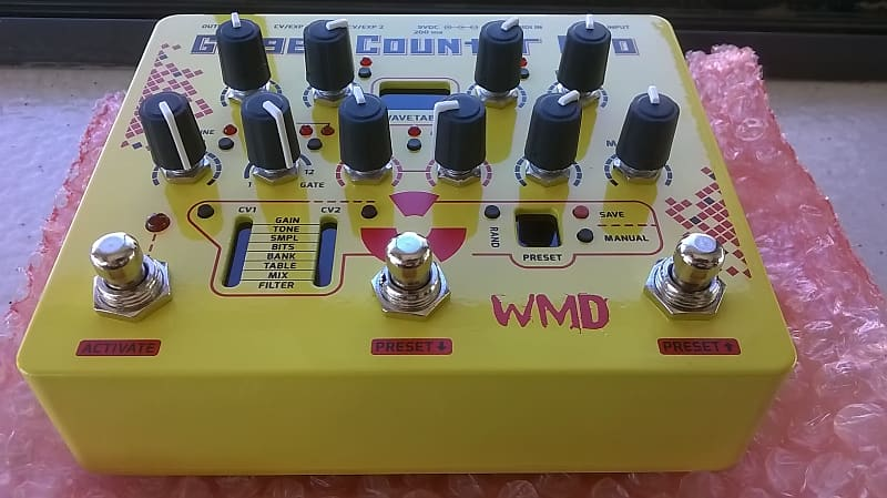 WMD Geiger Counter Pro | Violin Craft Studios