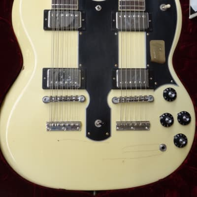 Gibson EDS-1275 Alex Lifeson Aged & Signed Serial# 12 of 25 for sale