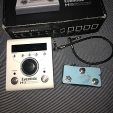 Eventide H9 Harmonizer (w/ Aux Switch)