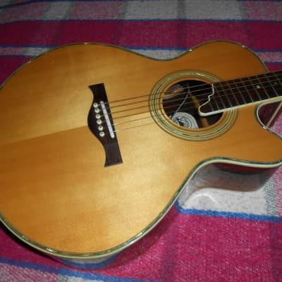 Charvel 625-C NAT Acoustic Electric 2000 Natural for sale
