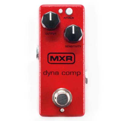 MXR M291 Dyna Comp Mini Compressor