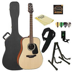 Takamine GD10 Acoustic Guitar, with ChromaCast Acoustic Hard Case & Accessories for sale