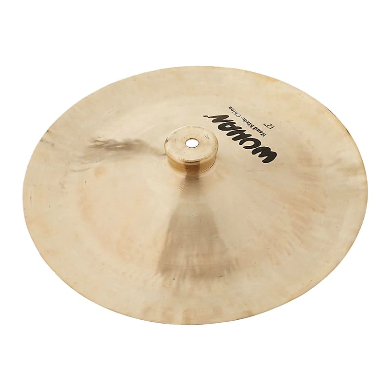 wuhan 12 lion china cymbal 2112 percussion reverb. Black Bedroom Furniture Sets. Home Design Ideas