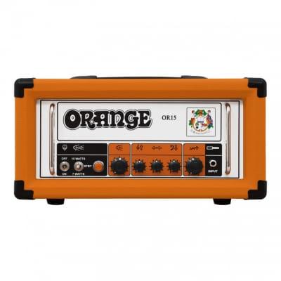 Orange OR15H 15W Tube Head (Orange) for sale