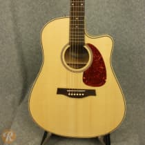 Seagull Performer CW Flame Maple QI 2000s Natural image