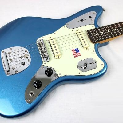 Fender Johnny Marr Jaguar - Lake Placid Blue with OHSC - Amazing! - Limited Edition for sale