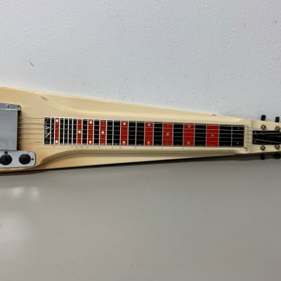 Alamo Jet Lap Steel Guitar Vintage USA 1965 6-String for sale