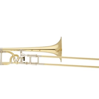 S.E. Shires TBQ30YA Large Bore Tenor Trombone W/ Axial-Flow F Attachment