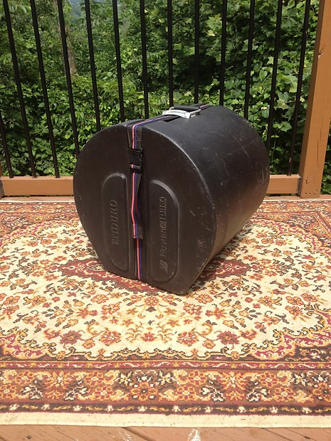 Humes and berg enduro 16 or 18 floor tom bass drum reverb for 18 floor tom