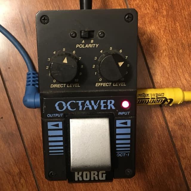 Korg OCT-1 Octaver image