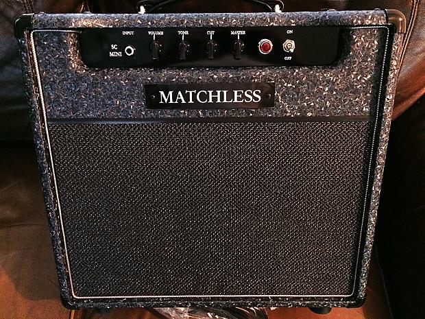 New Matchless Sc Mini C 30 Boutique Guitar Amplifier 1x12