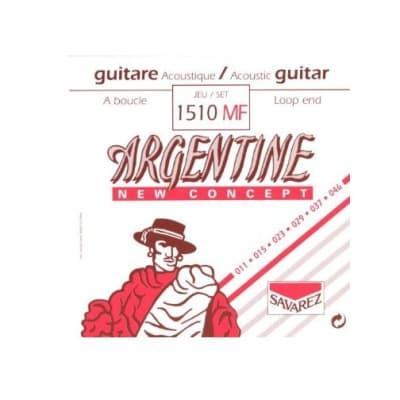 Argentine 1510MF 11-46 Loop End Gypsy Jazz Guitar Strings