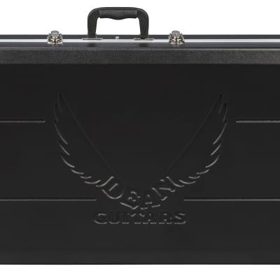 Dean ABS Molded Hard Case V Series ABS V