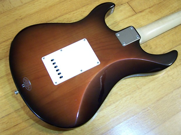 Yamaha Pacifica How To Tell Version