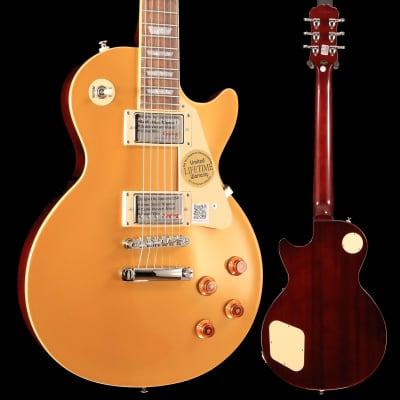 Epiphone ENS-MGCH1 Les Paul Standard Metallic Gold for sale