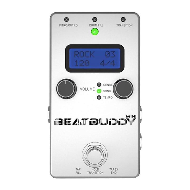 singular sound beatbuddy mini drum machine pedal gear hero reverb. Black Bedroom Furniture Sets. Home Design Ideas