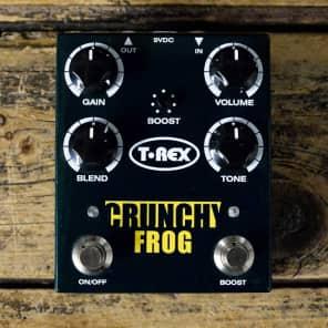 T-Rex Crunchy Frog