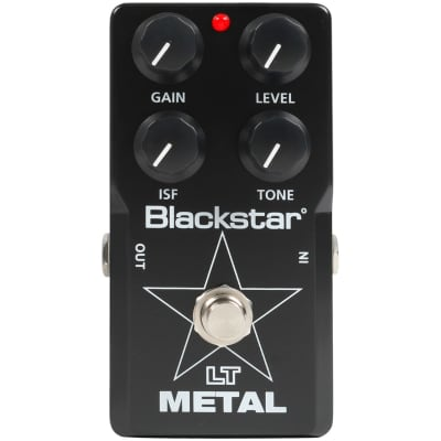 Blackstar LT-Metal overdrive distortion effects pedal for sale