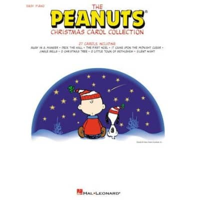 The Peanuts Christmas Carol Collection (Easy Piano)