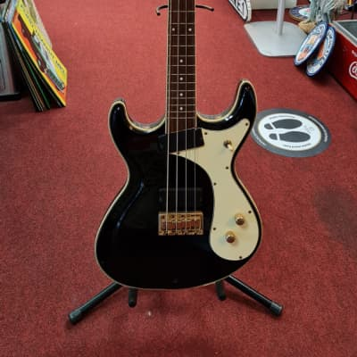 Gould Bass Guitar 4 String  1990 - 2019 Black for sale