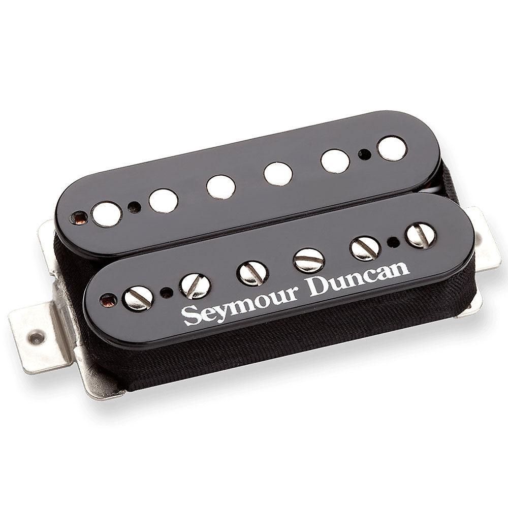 Seymour duncan sh 6b duncan distortion humbucker black cover reverb cheapraybanclubmaster Gallery