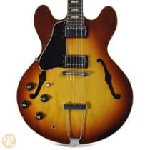 Gibson ES-335TD Lefty 1969 Sunburst image