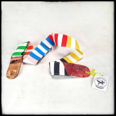 """Mother Mary Company """"Chutes and Ladders"""" Strap"""