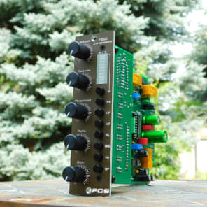 Foote Control Systems P3500 500-Series Compressor