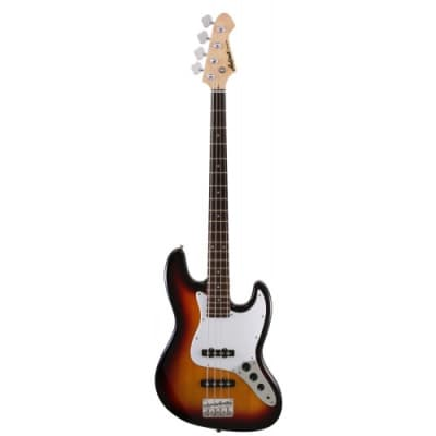 Aria Pro II Stb - Jb 3T Sb 4 String Jazz Bass for sale