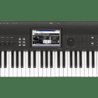 Korg KROME-61 4GB Kronos Based 61-key Workstation,Color Touchview, USB