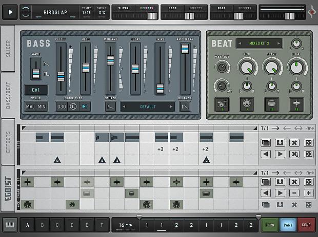 Sugar Bytes Egoist Groove Instrument Plugin